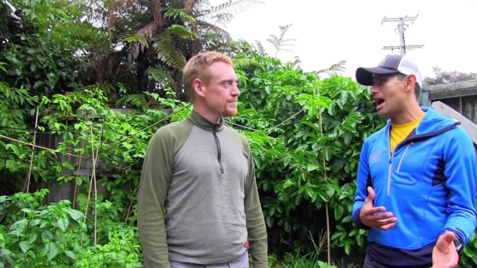 Jorge Maravilla Pre-2015 Tarawera Ultramarathon Interview