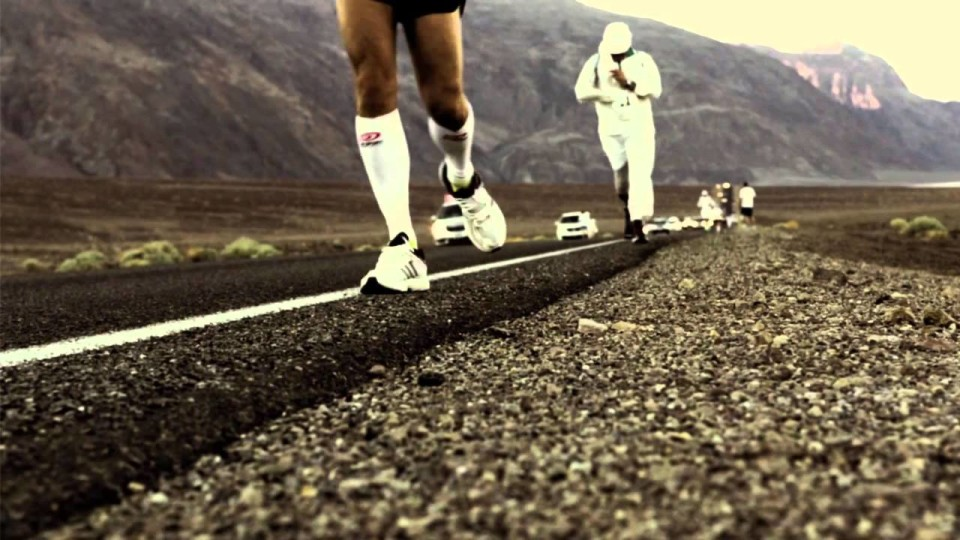 There's A Race In The Desert – Badwater Trailer