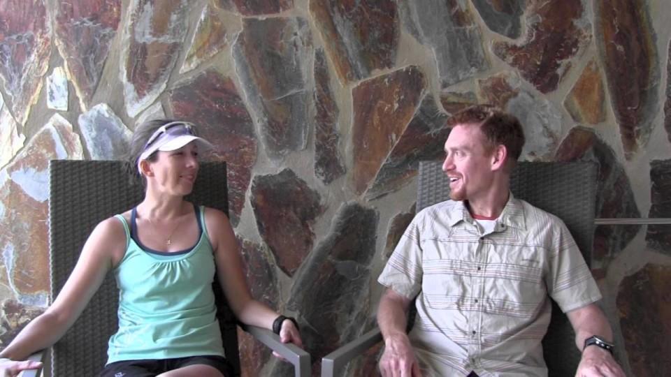 Aliza Lapierre Pre-2015 TNF Transgrancanaria Interview
