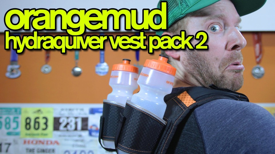 ORANGEMUD HYDRAQUIVER VEST PACK 2 REVIEW | The Ginger Runner