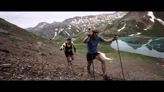 Wild and Tough presented by HOKA ONE ONE. Hardrock 2014