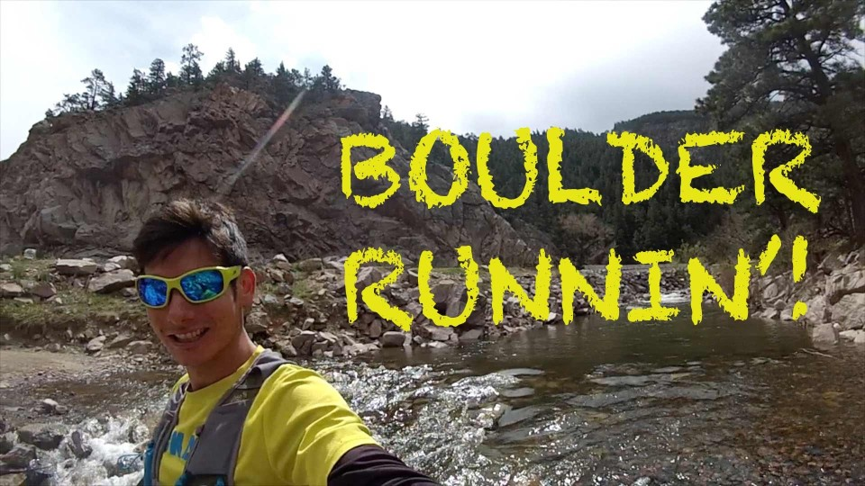 A Run up Boulder Canyon | Trail Running with Sage Canaday