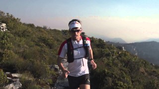 Table Mountain Fastest Known Time Competition: Ryan Sandes