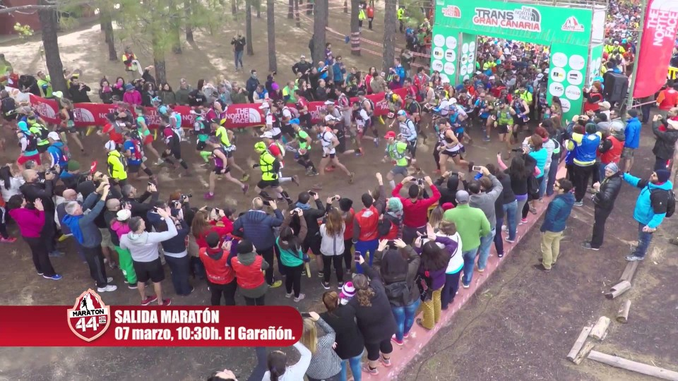 The North Face Transgrancanaria 2015 Vídeo Oficial