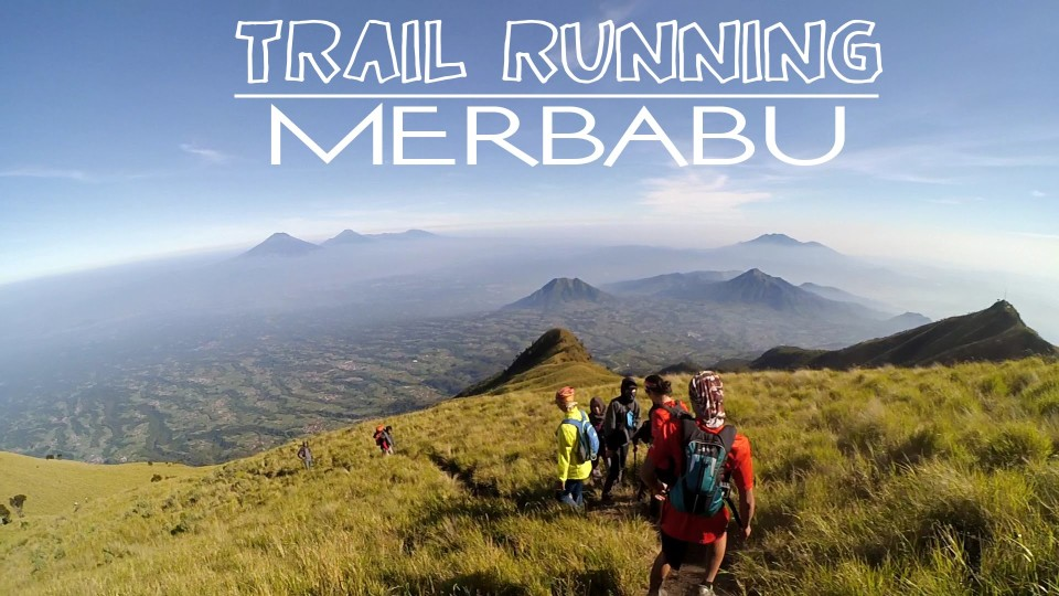Merbabu Trail Running