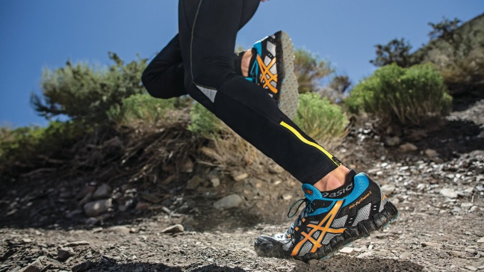 The ASICS Fuji Trail Running Collection