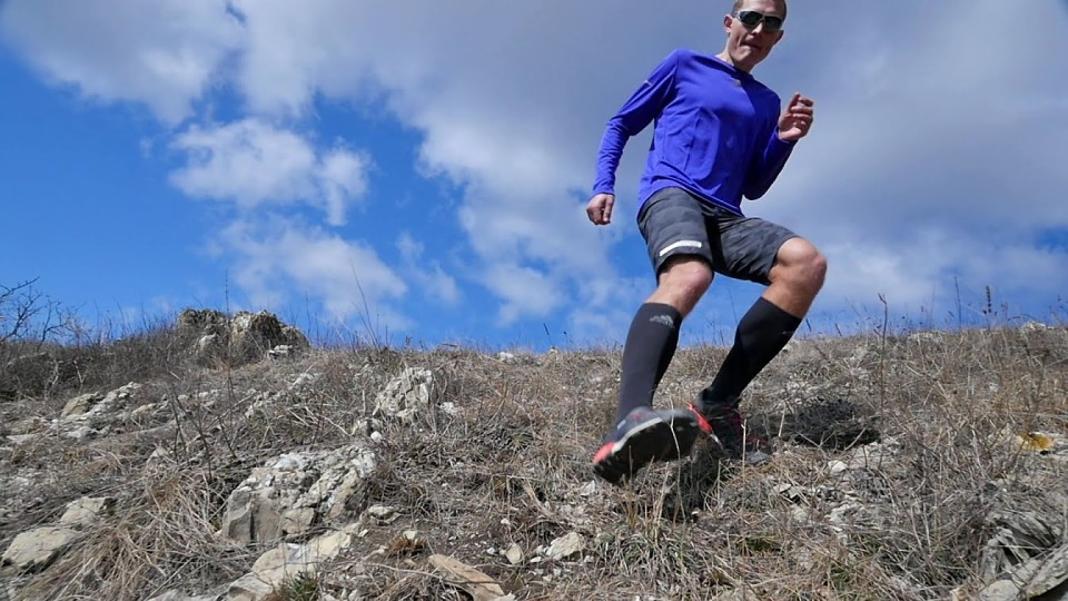 Trail running by adidas Outdoor. Episode 2