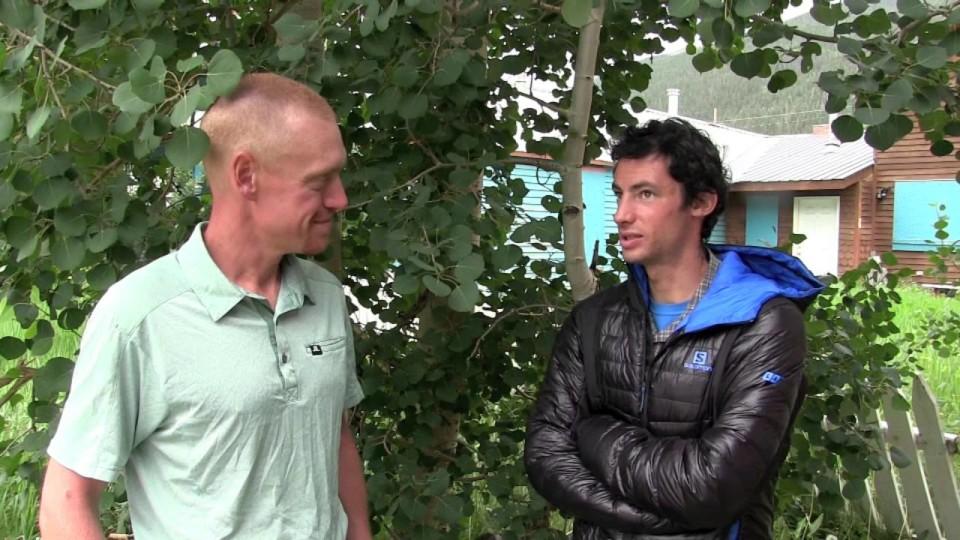 Kilian Jornet, 2015 Hardrock 100 Champion, Interview