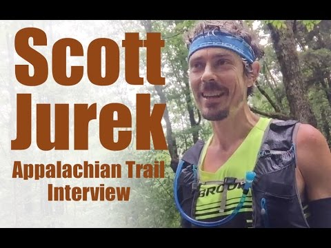 Scott Jurek Interview – Breaking the Appalachian Trail Speed Record