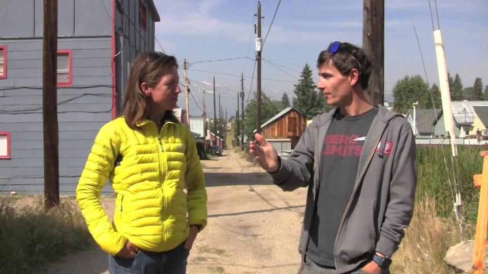 Ian Sharman, 2015 Leadville Trail 100 Champion, Interview