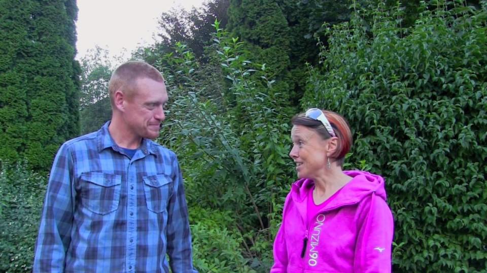 Nathalie Mauclair Pre-2015 Ultra-Trail du Mont-Blanc Interview