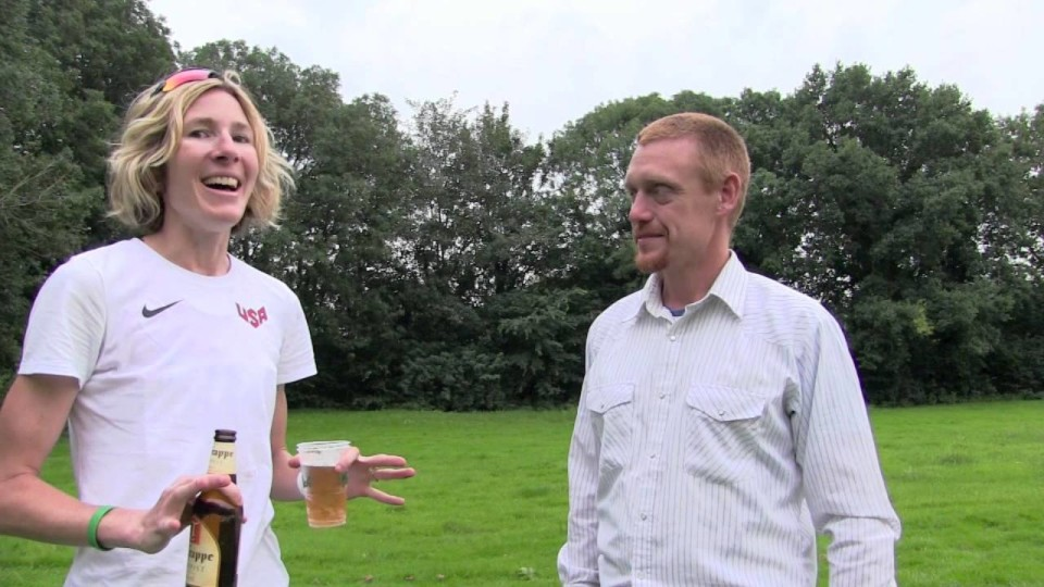 Camille Herron, 2015 IAU 100k World Champion, Interview