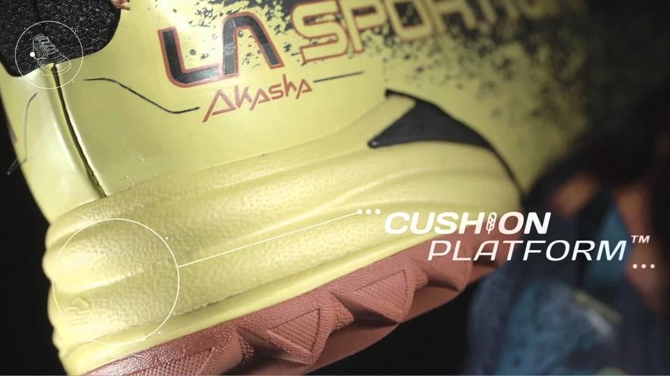 La Sportiva presents Akasha, the ultra-trail running shoe