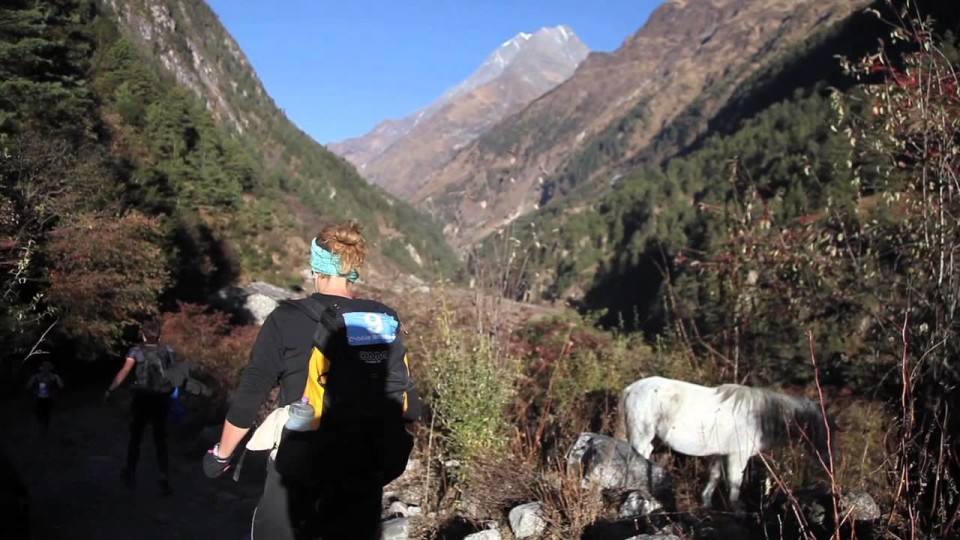 Manaslu Trail Race Nepal