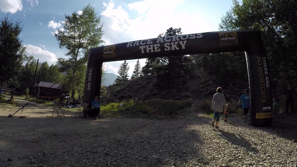 Newton Running: 2015 Leadville 100