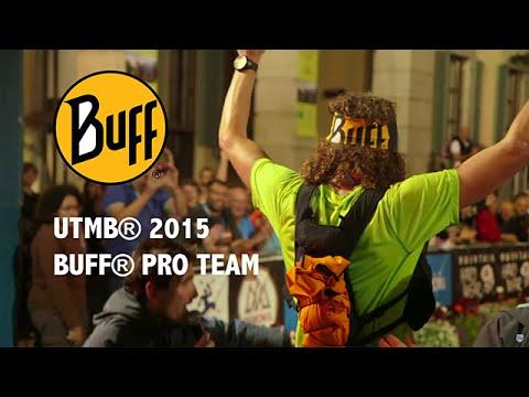 UTMB® 2015 – BUFF® PRO TEAM