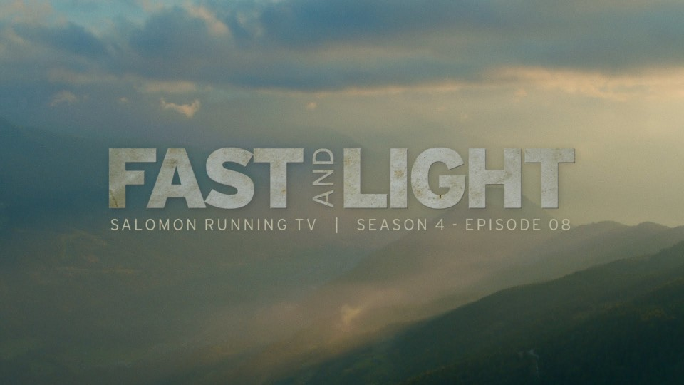 Fast and Light  – Salomon Running