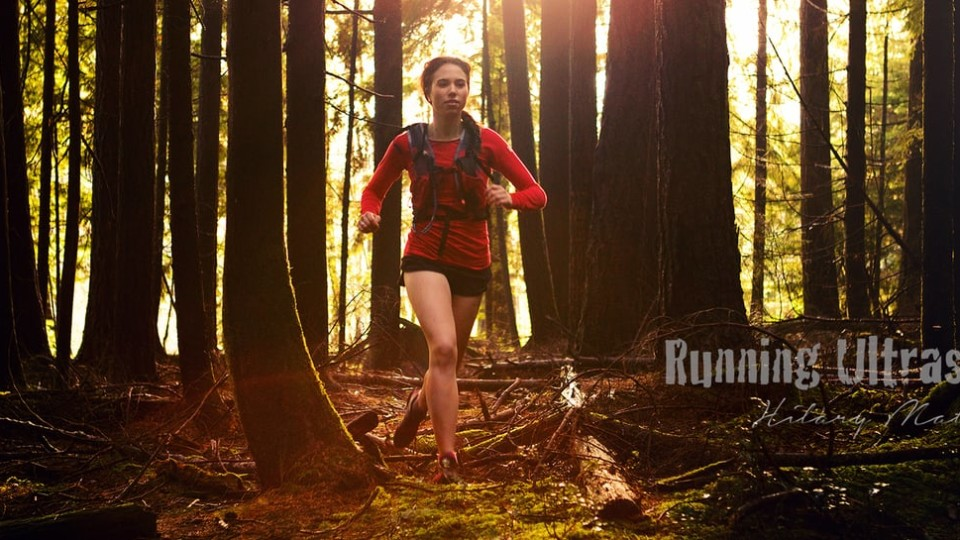 Hilary Matheson – Running 50K Ultra Trails by Brice Ferre Studio