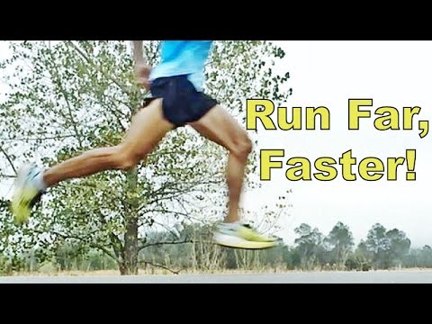 HOW TO RUN FARTHER (AND FASTER)! | Building Running Stamina Tips by Coach Sage Canaday