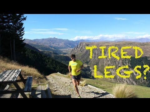 ULTRA/MARATHON RACING AND TRAINING TIPS: MUSCLE CRAMPS, LEG FATIGUE | Sage Running