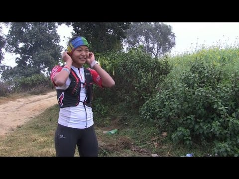 Nepal's ex-child soldier blazes ultra running trail