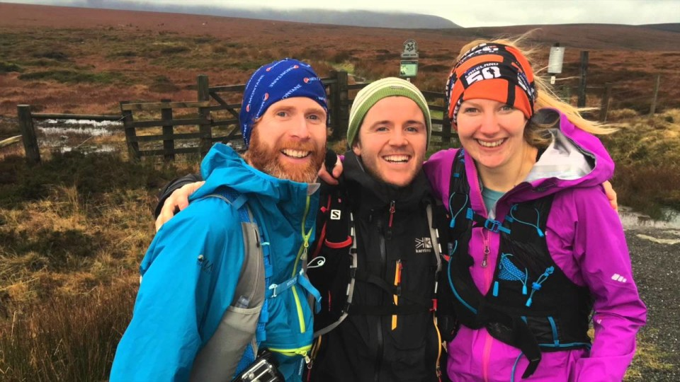 The start of The MONTANE Spine Race – Trail Running