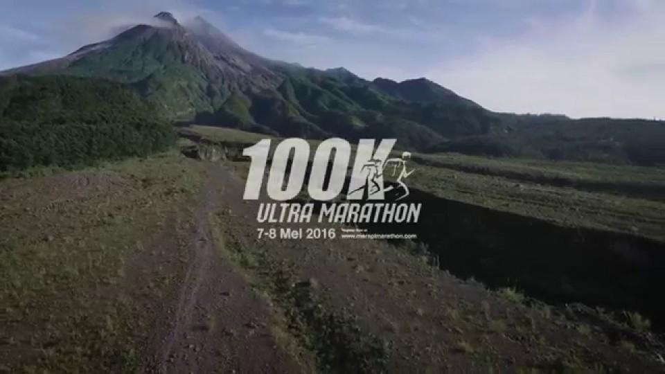 Trail Running Merapi – Sleman Ultra 100K Teaser