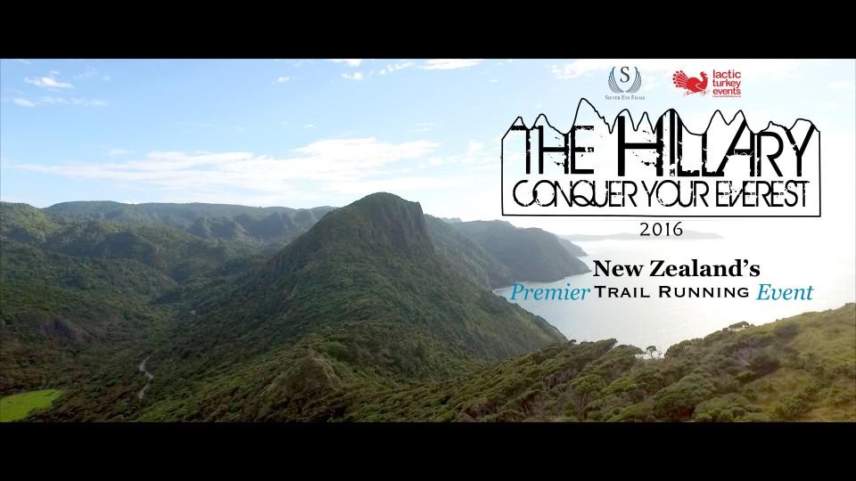 A Journey on The Hillary (2016)  A 80km, 34km or 16km Trail Run/Walk – 27th February 2016