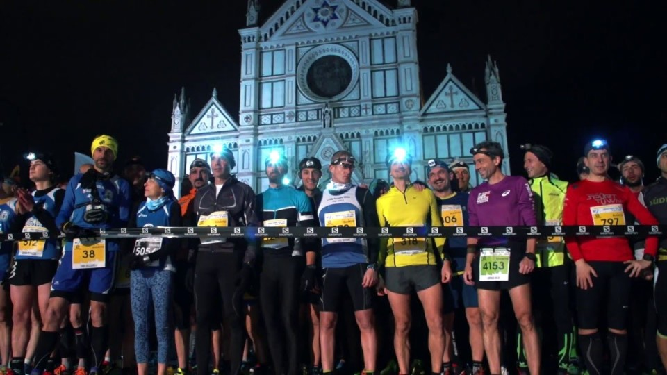 Firenze Urban Trail Running 2016: Video oficial. Carreras 13k-30-43k-58k