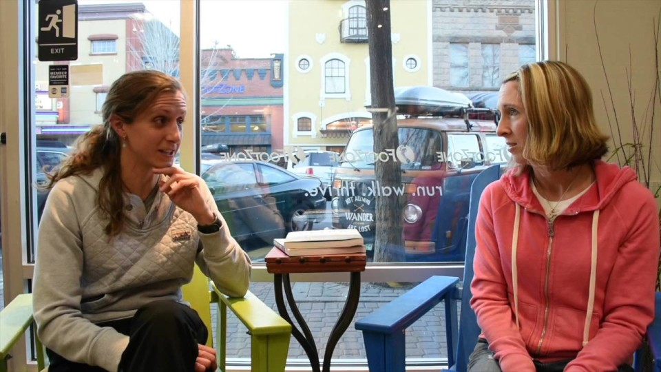 """Krissy Moehl on her new book """"Running Your First Ultra"""""""
